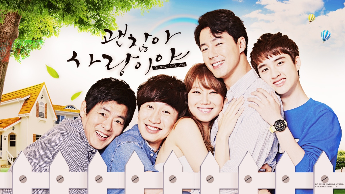 """It's Okay, That's Love"" Review: One of the most refreshing dramas that I have ever seen in a LONG time"